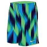 Nike Boy's Beam 9'' Swim Trunks L Electro Green