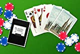 Denver, Colorado - Exterior View of the Immaculate Conception Cathedral (Playing Card Deck - 52 Card Poker Size with Jokers)