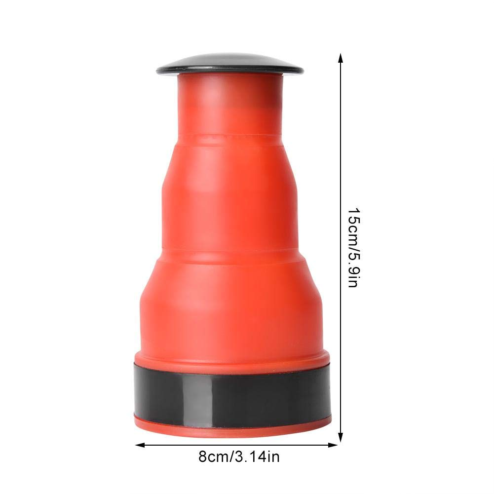 Duokon Clog Remover Plunger Cannon High Pressure Powerful Manual Air Power Drain Blaster Pump For Bathroom Kitchen Sink Plunger Pipe