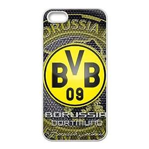 BVB Borussia Dortmund Football Club Cell Phone Case for Iphone 5s