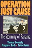 Book cover for Operation Just Cause: The Storming of Panama