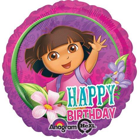 HX Dora Happy Birthday-Pkg -