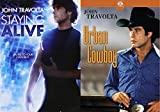 John Travolta Urban Cowboy & Staying Alive Double Feature Set