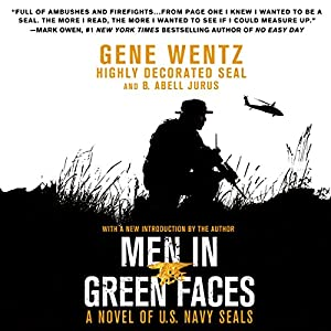 Men in Green Faces Audiobook