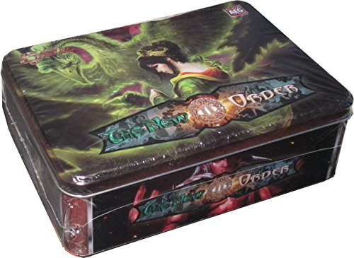 (Alderac Entertainment Group Legend of The Five Rings The New Order Booster Box)
