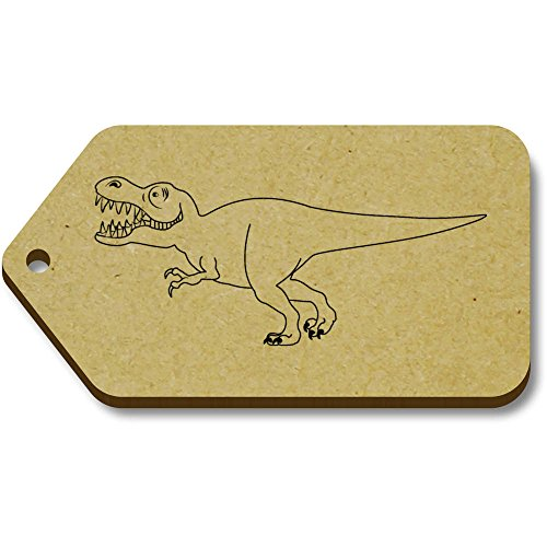 Etiquetas 'dinosaurio' 34mm tg00003601 equipaje Azeeda X 66mm Regalo 10 EqwCvp0x7