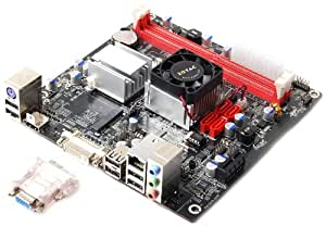 Zotac Synergy Edition Atom N230 1.6GHz Mini-ITX Motherboard IONITX-E-E
