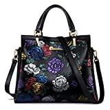 ZOOLER Leather Handbags Purses for Women Ladies Satchel Crossbody Handbags Tote …