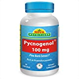 Pycnogenol 100 mg 60 Capsules by Nova Nutritions
