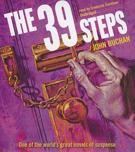 The Thirty-Nine Steps (Richard Hannay series, Book 1) PDF