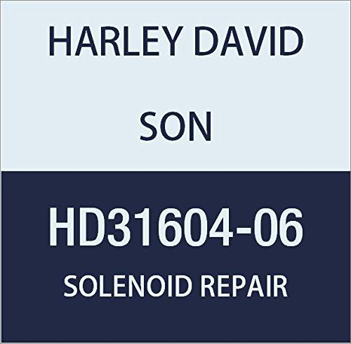 ハーレーダビッドソン(HARLEY DAVIDSON) SOLENOID REPAIR KIT, HI OUTPUT HD31604-06 B01M7TES74  HD31604-06 HI OUTPUT