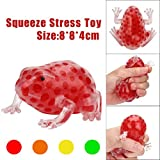 TiTCool_toy Funny Novelty 8cm Bead Stress Ball