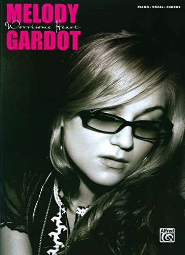 Download Melody Gardot:Worrisome Heart For Piano Vocal Chords Book pdf epub