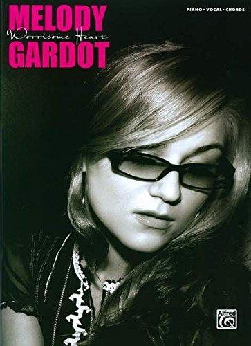 Melody Gardot:Worrisome Heart For Piano Vocal Chords Book pdf epub