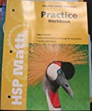 Harcourt School Publishers Math, HARCOURT SCHOOL PUBLISHERS, 0153567600