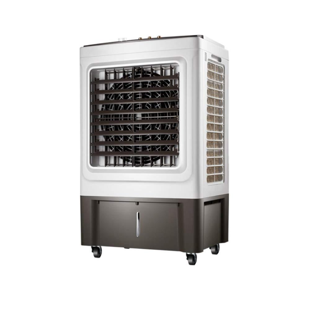 GXYAWPJ Ventilador para Aire Acondicionado, Refrigerador Móvil ...