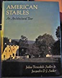 American Stables, Julius T. Sadler and Jacqueline D. Sadler, 0821211056