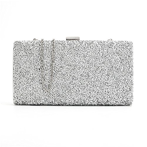 Femme Kiccoly Pochette Pochette Silver8009 Pour Kiccoly wUY4B1qIO