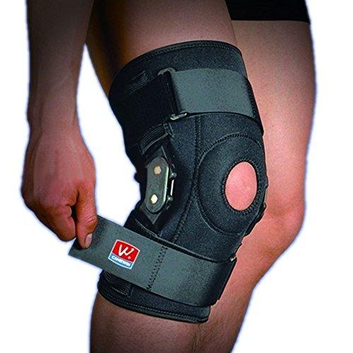 Sport Kniebandage Knie Schutz Verstellbar Atmungsaktive Crash Vermeidung beim Laufen Running Basketball Football
