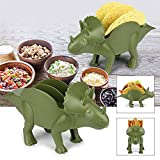 KidsFunwares TriceraTACO Taco Holder - The Ultimate Prehistoric Taco Stand for