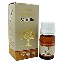 Chakra Vanilla Pure Natural Essential Oil - 10 ml