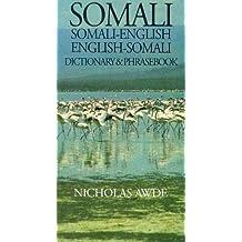 Somali-English/English-Somali Dictionary & Phrasebook