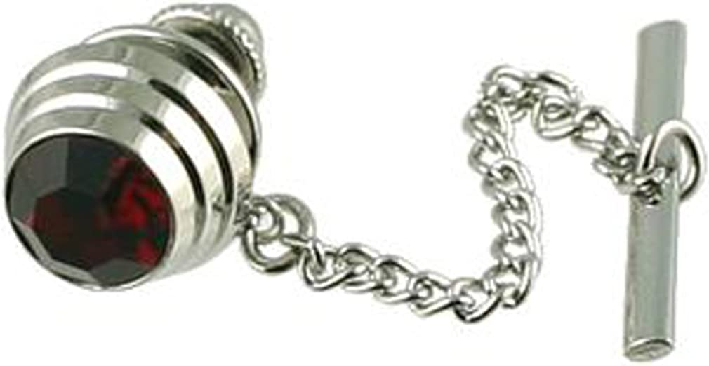 Tie Tac Red Crystal Select Gift Pouch