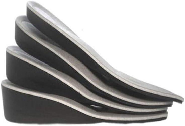 [R-xiner] インソール 身長 アップ 低反発 衝撃吸収 26cm~29cm 選べる スニーカー 中敷き サイズ調整 男女兼用 高さ選べる4タイプ【1.5cm/2.5cm/3.5cm/4.5cm】