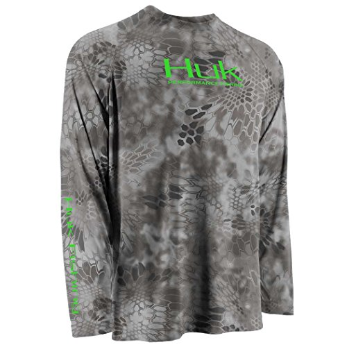 Huk Kryptek Performance Raglan Long Sleeve