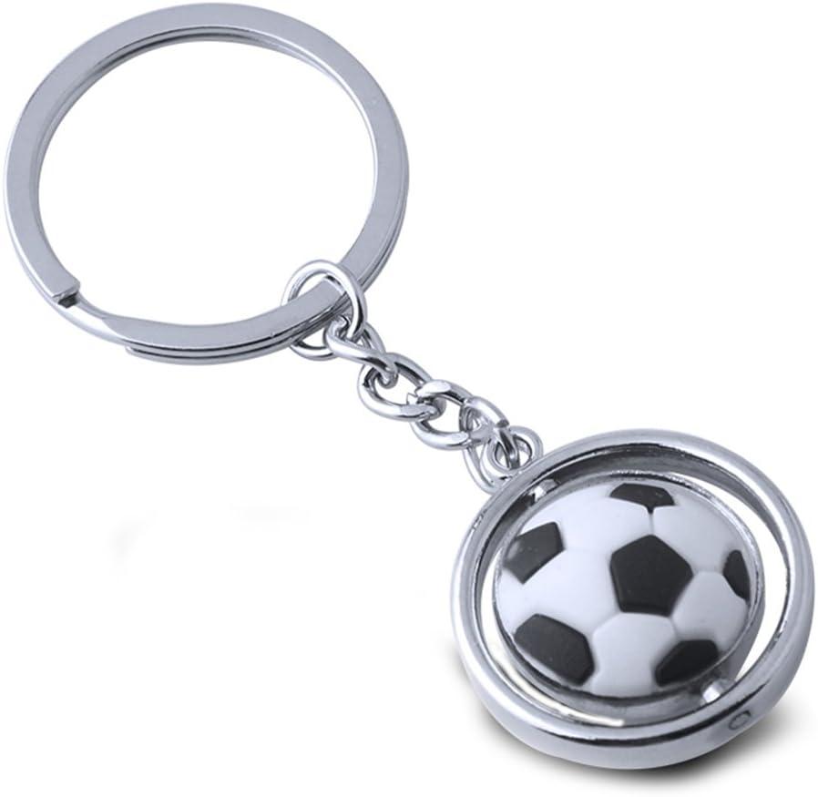 12 Piece Keychain SOCCER METAL KEYCHAIN FOOTBALL