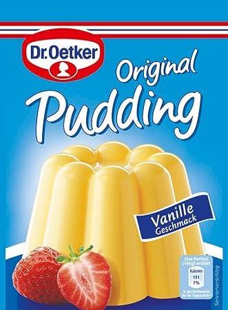 puddingpoeder dr oetker