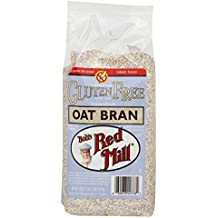 Bobs Red Mill Gluten Free Oat Bran, 18 Ounce -- 4 per case.