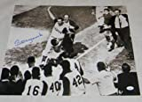 Bill Mazeroski Autographed Photo - 16x20 - JSA Certified - Autographed MLB Photos