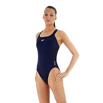 1d5a3e9c9bb7 Speedo Medalist Essential Endurance+ - Traje de una Pieza para competición  de Mujer