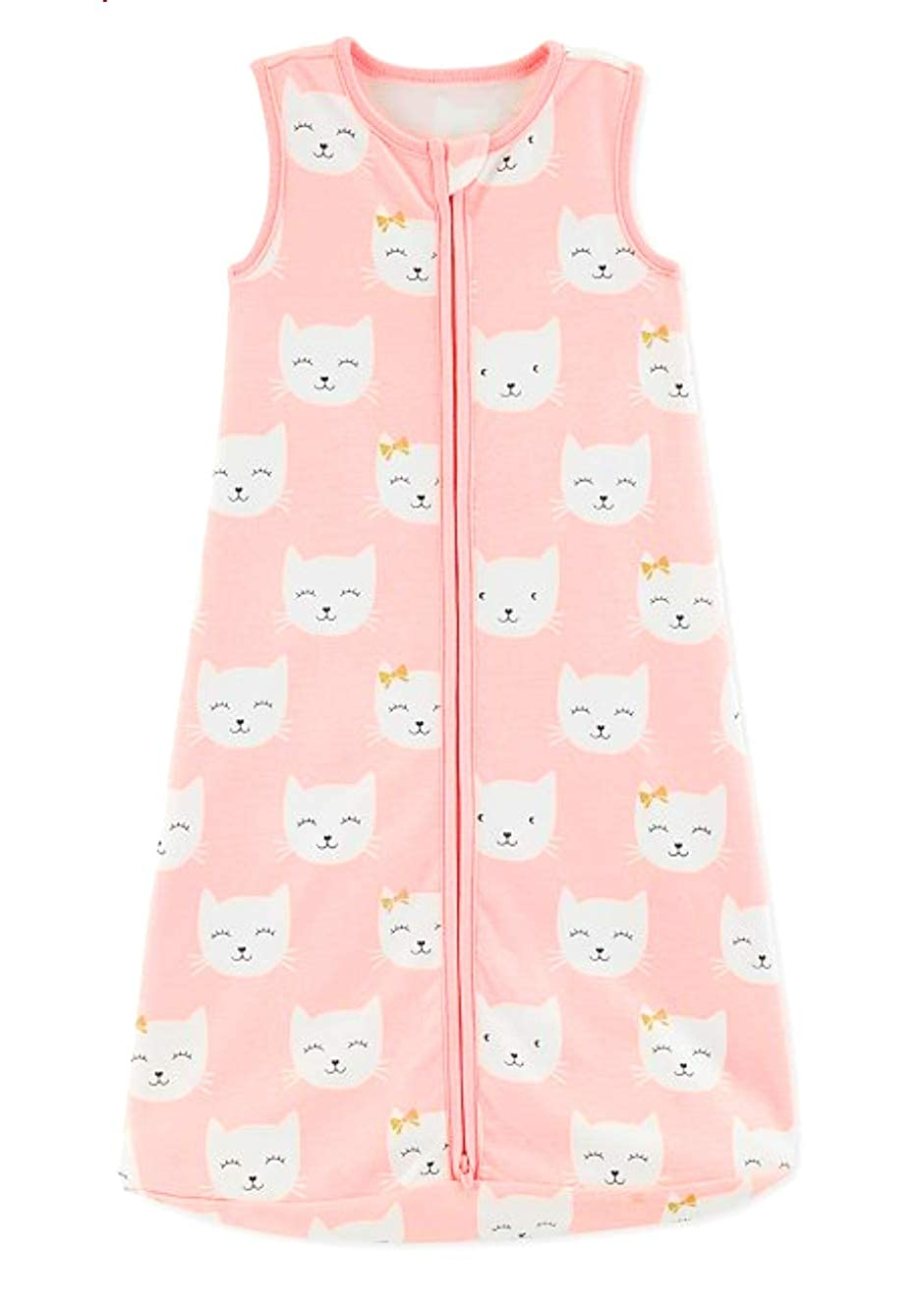 Pink Carters Baby Girls Kitty Sleep Bag Small