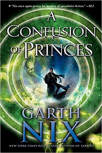 GARTH NIX CONFUSION OF PRINCES EBOOK