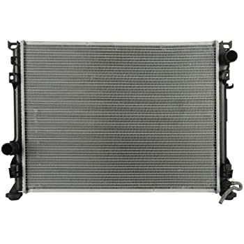 Spectra Premium CU2767 Complete Radiator for Chrysler/Dodge