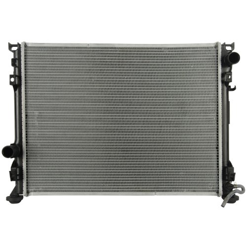 05 chrysler 300 radiator - 4