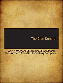 Book The Clan Donald