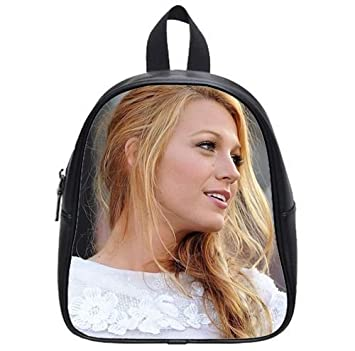 b393ad9c4356 Amazon.com : Popular Lively Christina Blake Kids School Bag Backpack ...