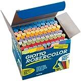 Giz Giotto Robercolor Colorido 100 unidades