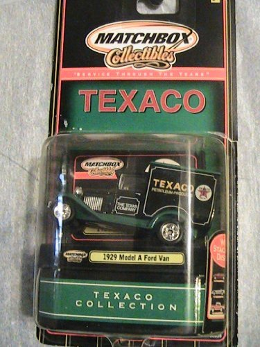 Matchbox Collectibles TEXACO COLLECTION Diecast Vehicle (Assorted)