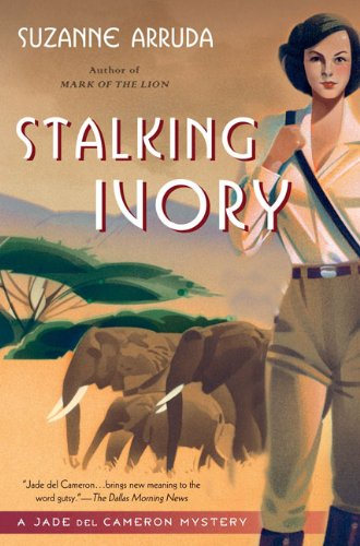 Stalking Ivory: A Jade Del Cameron Mystery Barton New Wave