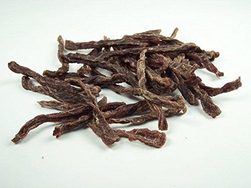 Preen Pets Beef Frites Dog Treats - 100% USA Sirloin Beef (1 Pound)