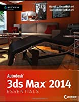 Autodesk 3ds Max 2014 Essentials Front Cover