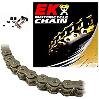 EK Chain 530 SRX2 Quadra X-Ring Chain Chain Type: 530 Natural 120 Links Chain Length: 120 Chain Application: Street Color: Natural EK 530SRX2 X 120