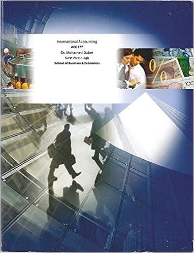 Download PDF International Accounting ACC 377