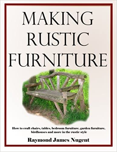 Super Making Rustic Furniture How To Craft Chairs Tables Pdpeps Interior Chair Design Pdpepsorg