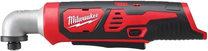 Milwaukee Winkelschlagschrauber 4933451247 M12braid 0 1 4 Hex 12 Volt Solo Ohne Akku Baumarkt