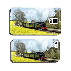 Historical train in spring cell phone cover case iPhone5